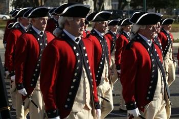 Inaugural Parade43