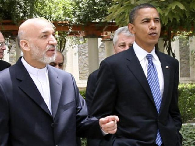 kazai-barack_obama_and_afghan_president_hamid_karzai