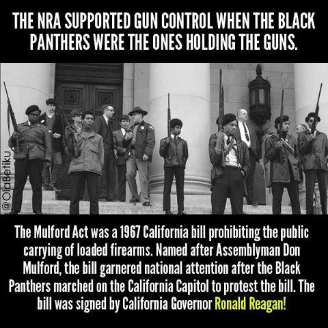 NRA Black Panthers