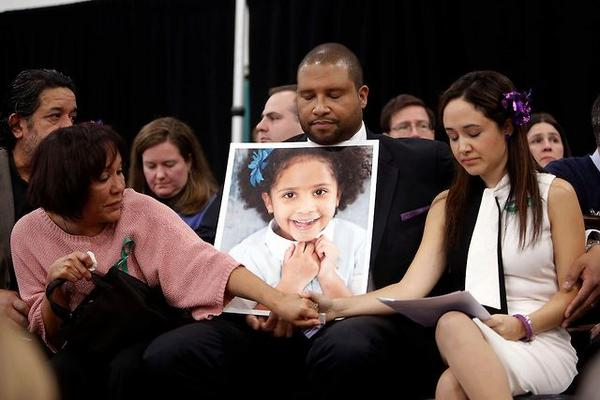 Sandy Hook Promise- Ana was passionate. She was about loving God and loving people.