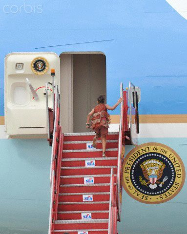 Sasha & Airforce One