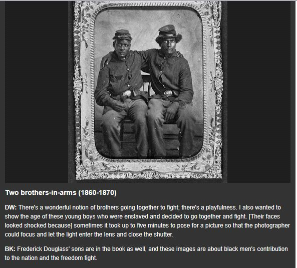Two Brothers in arms 1860-1870