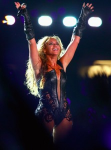 Beyonce...