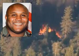 Cops yelled  burn this motherfucker