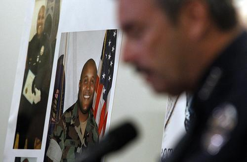 Dorner had history of complaints against fellow LAPD officers