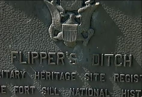 Flipper's ditch