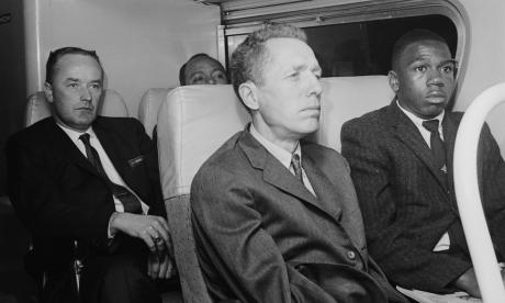 Freedom Riders - Charles Person and James Peck