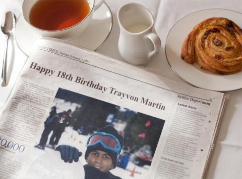 Happy 18th Trayvon