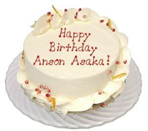 Happy birthday Anson Asaka