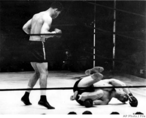 Joe Louis Knocks Out Max Schmeling
