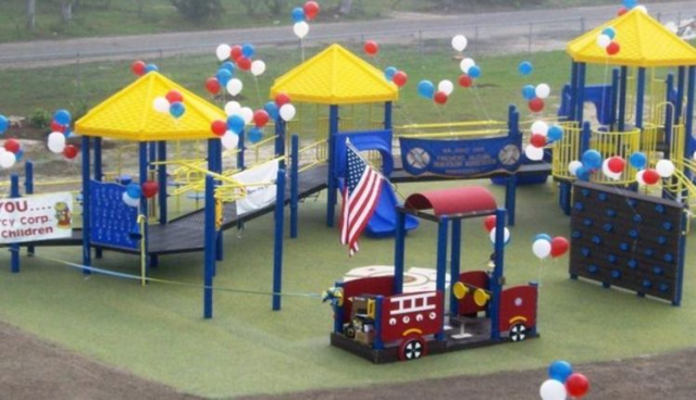 Playgrounds memorializing Newtown victims to be built in Sandy-devastated towns