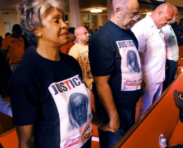 Vigil today in Palm Bay to honor Trayvon Martin