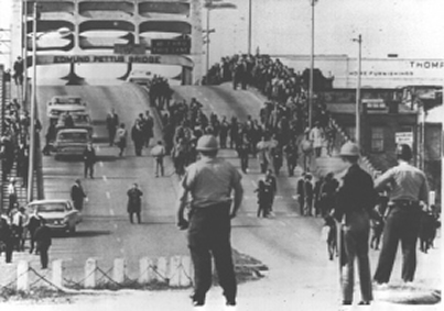 1965 Edmund Pettus Bridge11
