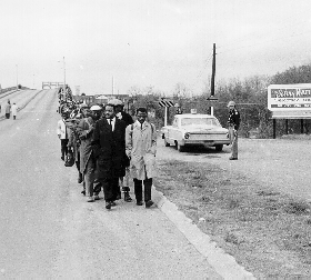 1965 Edmund Pettus Bridge5