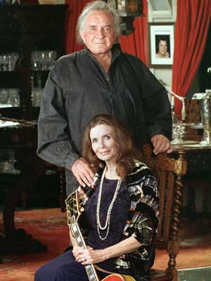 Tuesday open thread country music johnny cash week for Pictures of johnny cash and june carter