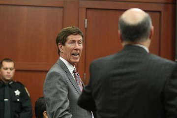 Mark O'Mara in court