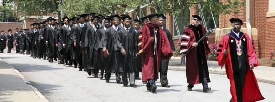 morehouse commencement 2013-16