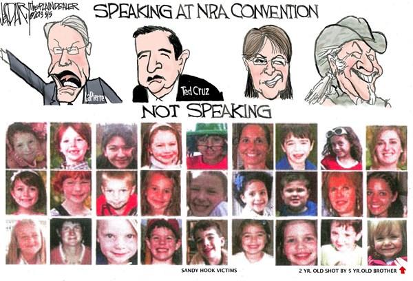 NRA-nraspeak