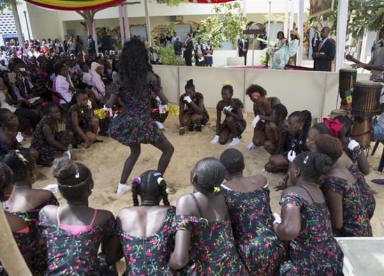 First Family Senegal 2013-210