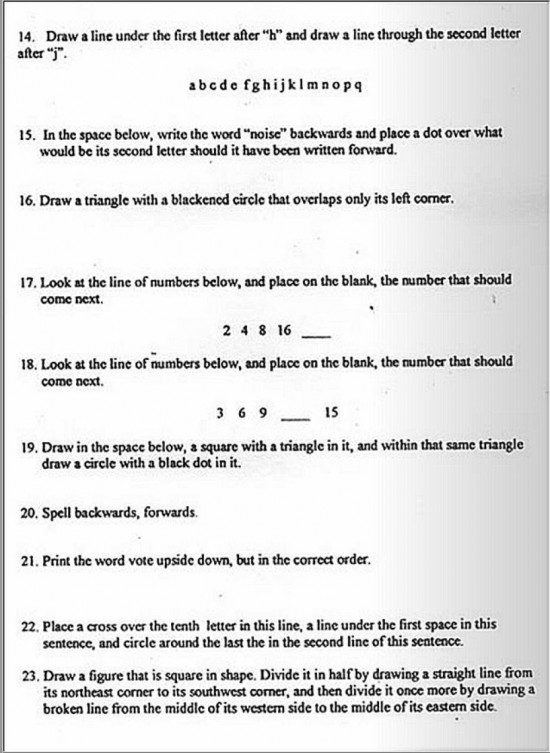 literacy test-2