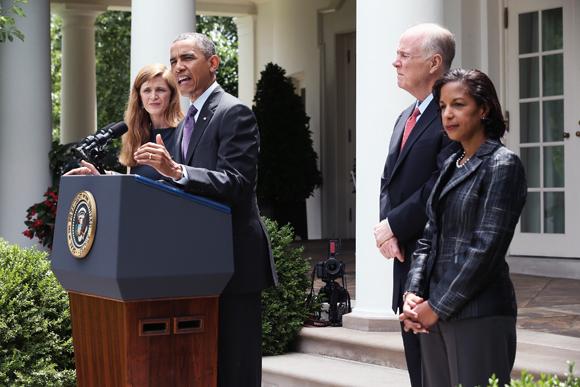 Obama Names Susan Rice To National Security Advisor Post