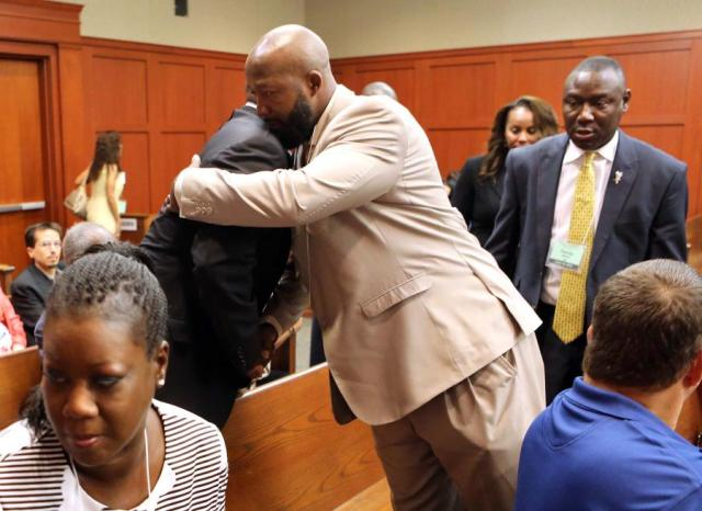 Tracy Martin in court