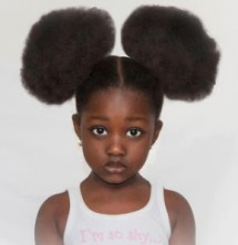 AFRO PUFFS