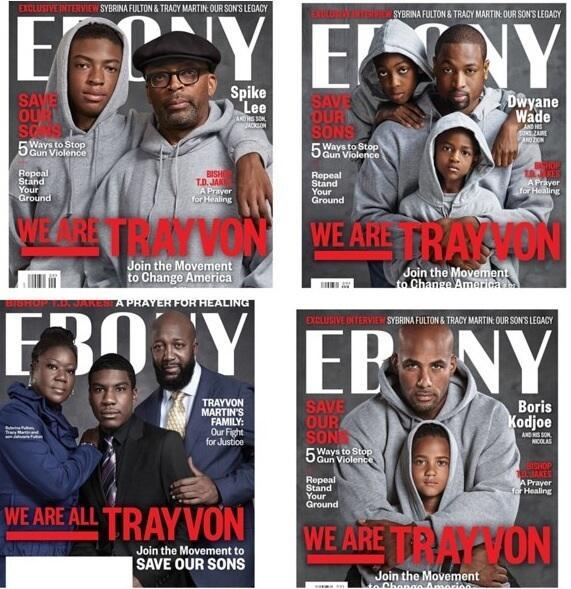 ebony we are trayvon