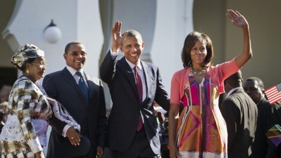 First Family Tanzania 2013-8