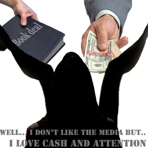 Juror B37  hates the media, but is publishing a book to make money off Trayvon.