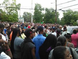 Rallies for Trayvon Martin 1