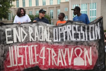 Rallies for Trayvon Martin 34