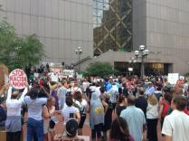 Rallies for Trayvon Martin 5
