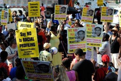 Rallies for Trayvon Martin