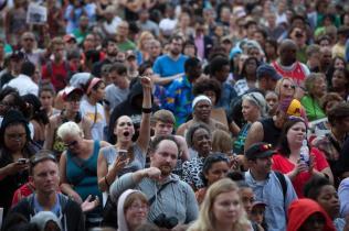 Rallies for Trayvon Martin30