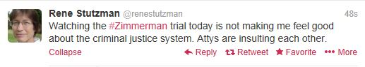 Rene stutzman justice system