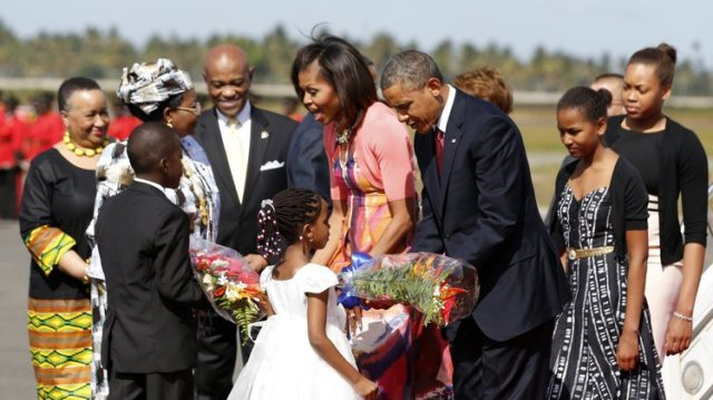 The First Family Tanzania 2013-202