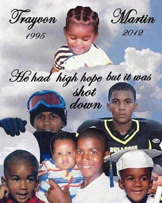 Trayvon had high hopes