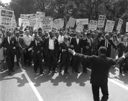 March on Washington 1963d