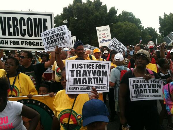 MOW- Justice4TrayvonMartin
