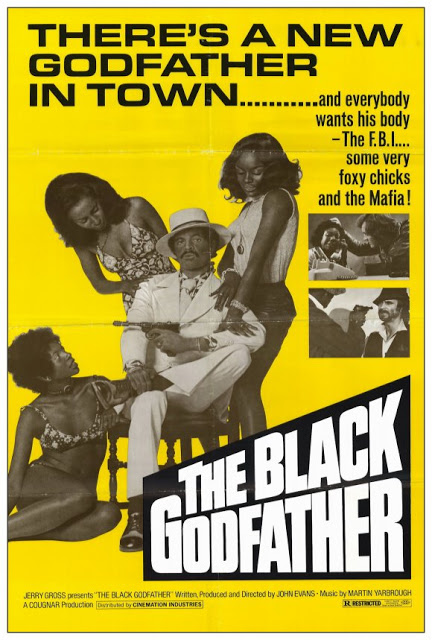 BLACK GODFATHER POSTER
