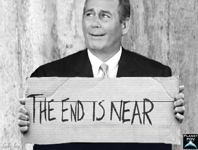 Boehner-End-is-Near