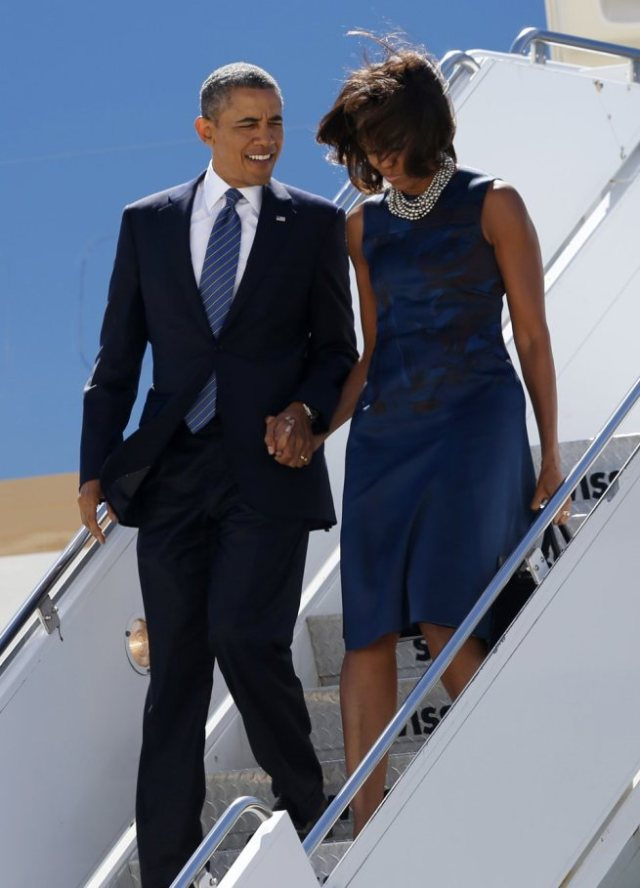 first couple at JFK-2