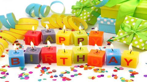 Happy Birthday, Arlene!