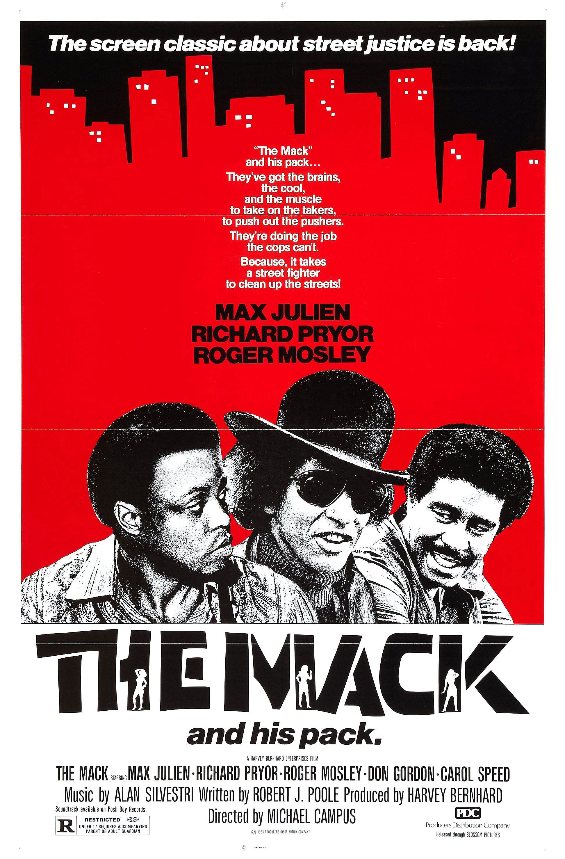 a comparison of blaxploitation movies in dolemite and the mack Film the mack is a 1973 blaxploitation film starring max julien and richard pryor although the movie was produced during the era of such blaxploitation movies as dolemite, its producers do not label it a true blaxploitation picture.