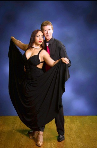 Mark O'Mara joined Orlando's Dancing With The Stars.1