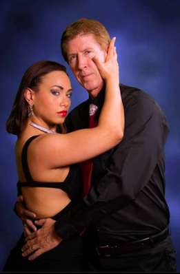 Mark O'Mara joined Orlando's Dancing With The Stars