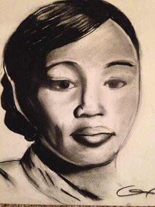 Jonne' portrait