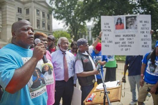Kendrick Johnson protests1