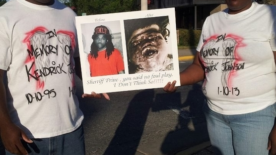Kendrick Johnson protests5